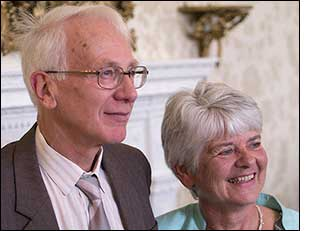 Howard and Suzanne Gregory